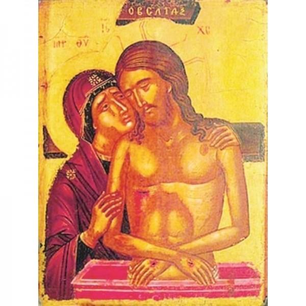 "Икона Матери Божией ""Не рыдай мене, мати"""