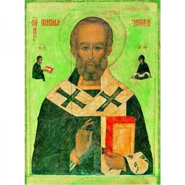 Икона святителя Николая Мирликийского