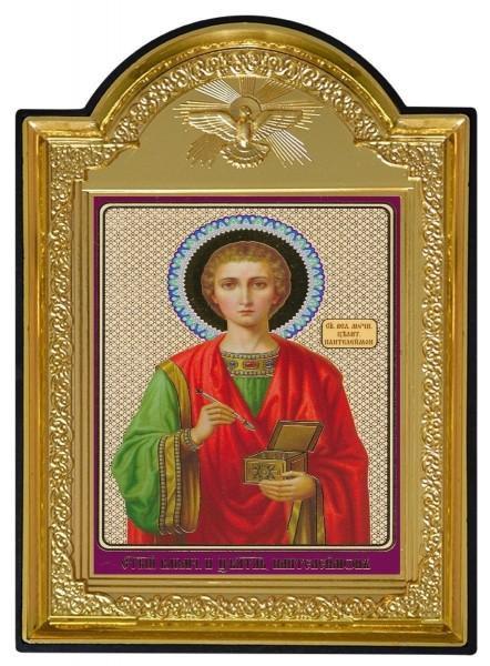 """Икона """"Святой великомученик и целитель Пантелеимон"""""""