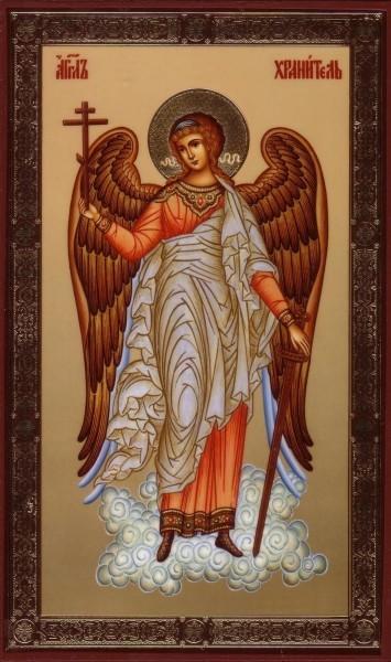 """Икона """"Ангел Хранитель"""""""
