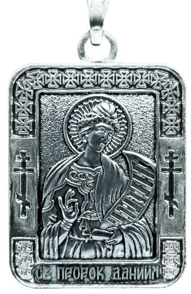 Именная нательная икона Даниил, мужские имена