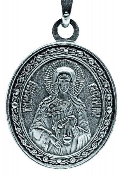 Именная нательная икона Татьяна, женские имена
