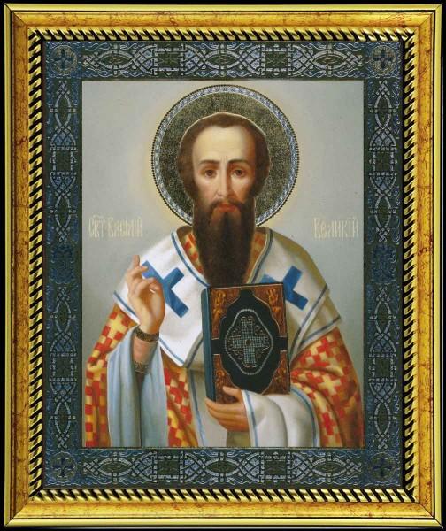 """Икона """"Святитель Василий Великий"""""""