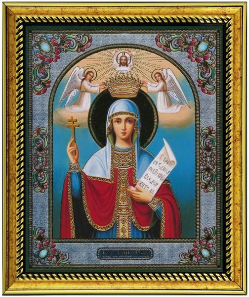 """Икона """"Святая великомученица Параскева Пятница"""""""