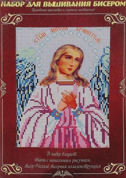 """Набор для вышивания бисером """"Святой Ангел Хранитель"""""""