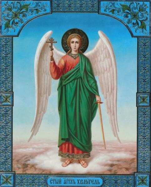 Икона Ангела - Хранителя