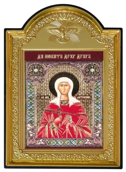 """Икона """"Святая Антонина Никейская"""""""