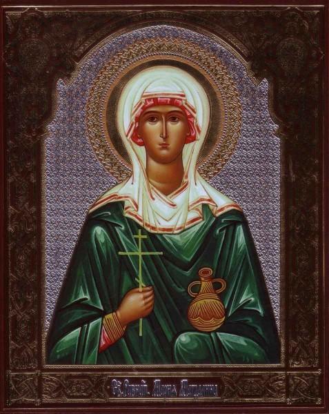 """Икона """"Святая Мария Магдалина"""""""