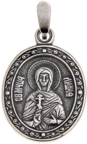 Именная нательная икона Лидия, женские имена