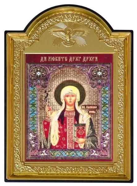 """Икона """"Святая Нина, просветительница Грузии"""""""