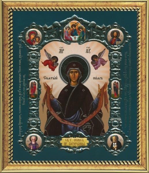 Икона «Святой пояс Пресвятой Богородицы»