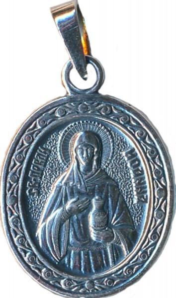 Именная нательная икона Яна (Жанна)