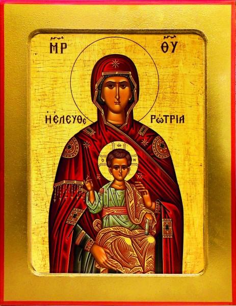 Икона Божией Матери с младенцем
