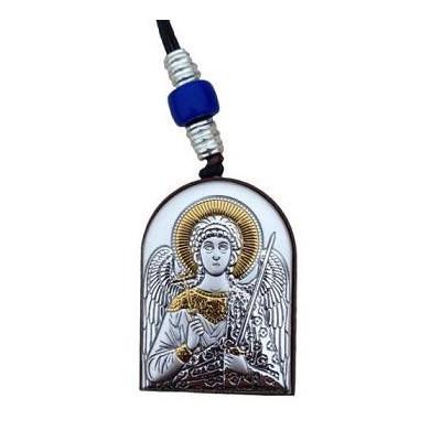 Икона Ангел Хранитель, Святой Николай Чудотворец