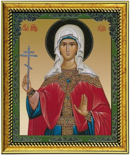 Икона Святая Лидия Иллирийская