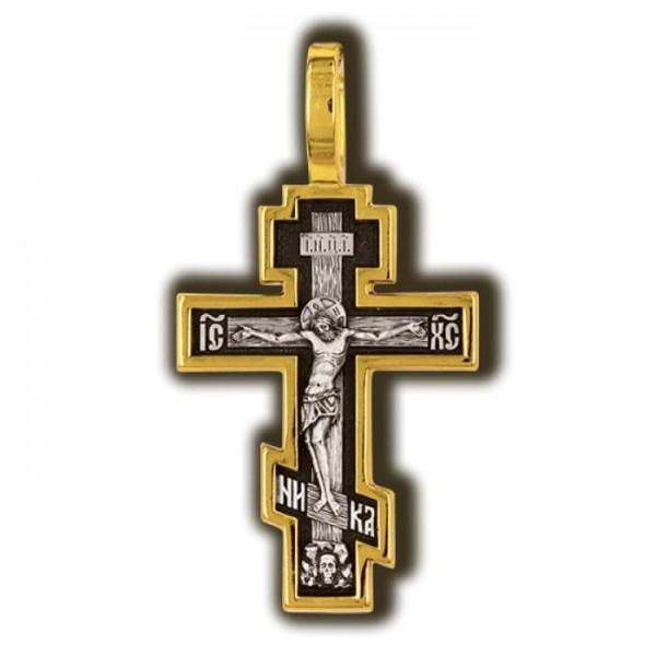 Православный крест: Распятие Христово. Молитва Кресту.