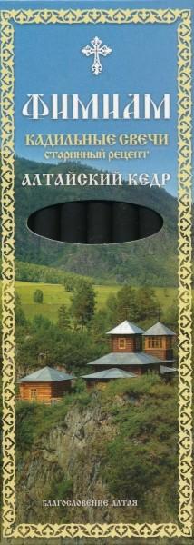 """Свечи кадильные ароматные """"Алтайский кедр"""""""