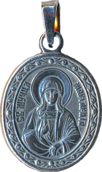 Именная нательная икона Маргарита, женские имена