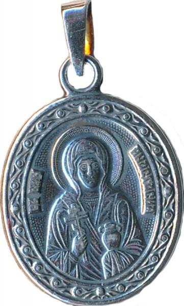 Именная нательная икона Анастасия, женские имена