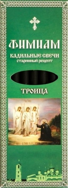 """Свечи кадильные ароматные """"Троица"""""""